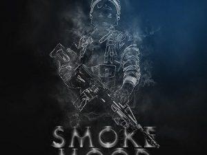 Smoke Mood Photo Effect